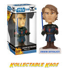 Star Wars - Clone Wars - Anakin Skywalker Wacky Wobbler Bobble Head