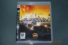 Need for Speed Undercover PS3 Playstation 3