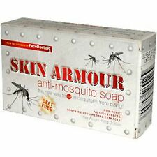 Face Doctor Skin Armour Anti Mosquito Deep Woods Insect Repellant Organic Soap