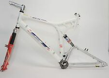 GT XCR 3000 I-DRIVE 26 INCH WHEEL BICYCLE XL FULL SUSPENSION FRAME & FORK
