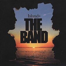 THE BAND Islands CD BRAND NEW Remastered Bonus Tracks