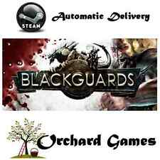 Blackguards: PC MAC: (vapore / digitale) consegna automatica
