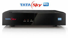 TATA SKY DTH CONNECTION WITH 1 (HD) with 1 Month Dhamaal Mix Pack(deal)