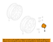 Chevrolet GM OEM 00-04 Tracker Wheels-Center Cap 30026303