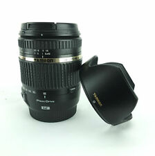 Tamron B008 18-270mm f/3.5-6.3 VC Di-II PZD Camera Lens for Canon, Used, AS IS