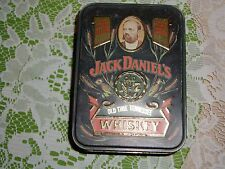 Great JACK DANIELS Old No 7 TIN with 2 Bottles of Jack Daniels Whiskey.  SALE