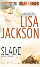 Slade 3 by Lisa Jackson (2013, CD, Unabridged)