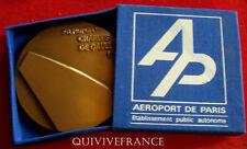 MED3648 - MEDAILLE AEROPORT DE PARIS CHARLES DE GAULLE - GILIOLI - FRENCH MEDAL