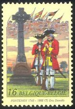 Belgium 1995 Battle of Fontenoy/Military/War/Army/Soldiers/Memorial 1v (n43195)