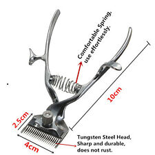 Hair Clipper Old Fashioned Separateth Knife Manual Hairdressing Tools