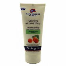 Neutrogena Norwegische Formel Fußcreme+Nordic Berry Trocken Füsse 1x100 ml (000)