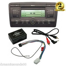 SKODA Octavia 2004-2013 mp3 iPod iPhone AUX Adattatore Di Interfaccia di controllo CTVSKX 003