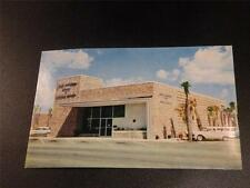 VINTAGE POSTCARD FIRST NATIONAL BANK MYRTLE BEACH SC chrome