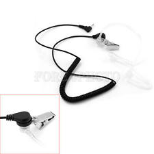 Hot 1 Pc Listen Only Acoustic Headset 3.5mm Plug Earpiece For Radio Mic Security