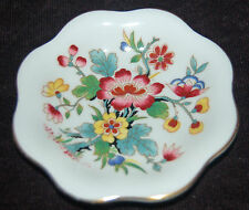 "BEAUTIFUL COALPORT ""MING ROSE"" BUTTER PAT"