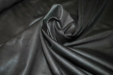 "Silk Cotton Woven Fabric shiny Luxurious Look & feel from India 52"" Coffee Bean"