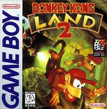 Donkey Kong Land 2 II Game Boy