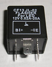 Electronic Flasher, Blinker Relay for LED's. 3-pin.