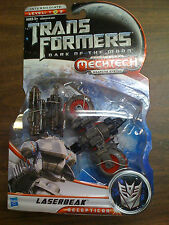 Transformers DOTM Laserbeak Mechtech Deluxe Class  NEW FREE SHIP US