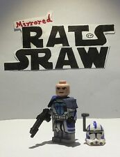 Lego Star Wars minifigures - Clone Custom ARC Trooper Echo