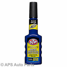 STP Diesel Particulate Filter Cleaner Fluid Treatment Unclog Blocked DPF 200ml