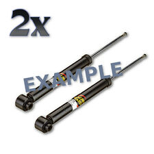 Front Hydraulic Shock Absorbers Strut PAIR Fits FORD Escort Sedan Wagon 1995-