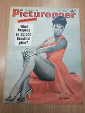 1960 PICTUREGOER FILM MAGAZINE Cover KIM PARKER (Robert Wagner, Natalie Wood)