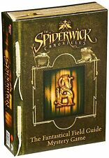 Spiderwick Chronicles Fantastical Field Guide Mystery Board Game