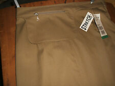 reduced price BNWT GERRY WEBBER NEW 90.00 CAMEL WITH PURSE/BELT 10 EU 36