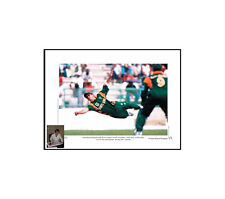 Jonty Rhodes signed limited edition print