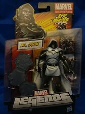 Dr Doom White Future Foundation MOC Marvel Legends UK Variant Rare! Epic Heroes