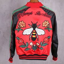 Set of 8 Bee Floral FashionEmbroidered Sew On Patch DIY Clothing Jacket Applique