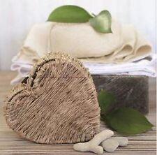 Sonia Chatelain: Coeur de Spa Fertig-Bild 30x30 Wandbild Zen Feng-Shui