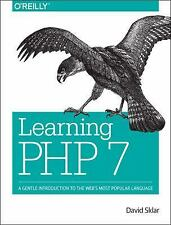 Learning PHP 7 : A Gentle Introduction to the Web's Most Popular Language by...