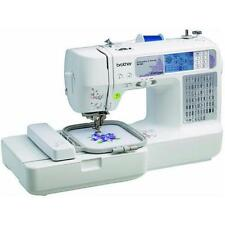 Brother SE400 Combination Computerized Sewing and Embroidery Machine - Sew,quilt