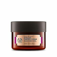 The Body Shop Spa of the World African Ximenia Scrub - 350ml