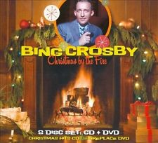 Christmas By the Fire by Bing Crosby (CD, 2 Discs, Universal Music)