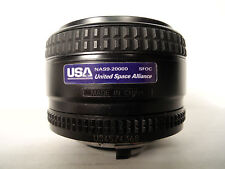 NASA United Space Alliance Nikon Nikkor 50mm F/1.4D AF Lens  Space Shuttle Era