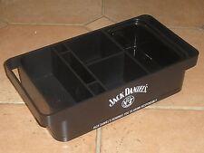 RARE plateau présentoir Whisky Jack Daniel's pour bouteille carafe verres glace