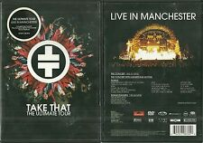 DVD - TAKE THAT EN CONCERT LIVE IN MANCHESTER GARY BARLOW/ COMME NEUF - LIKE NEW