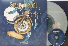 "Staatspunkrott ""Nordost"" clear LP + CD [Melodycore from Germany, like NOFX...]"