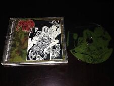 MORBID SAVOURING Autopsy Lust 2001 CD impetigo gut cbt dead infection meat shits