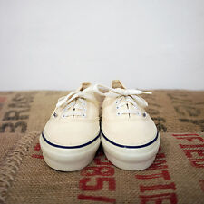 NOS Vans Original MADE IN USA Vintage Authentic Shoes Retro Mens 6 Womens 7