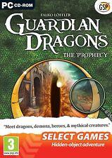 Seleccione Juegos: Guardian Dragones-La Profecía (Pc Dvd) Nuevo Sellado