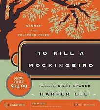 To Kill a Mockingbird By Lee, Harper | New (Compact Disc) BOOK | 9780061808128