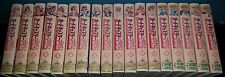 CARD CAPTOR SAKURA 18 OVA VHS Video FULL SET  CLAMP JAPANESE