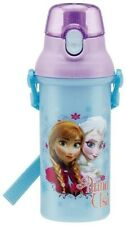 New Disney FROZEN ANNA ELSA School Lunch Drinks Bottle Japan Import