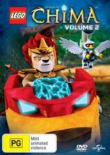 LEGO Legends Of Chima Volume 2 : NEW DVD