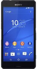Sony XPERIA Z3 Compact D5803 16GB GSM Factory Unlocked Phone - Black