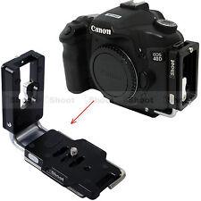 Schnellwechselplatte Kameraplatte fr Canon EOS 70D 60D 50D 40D 30D Batteriegriff
